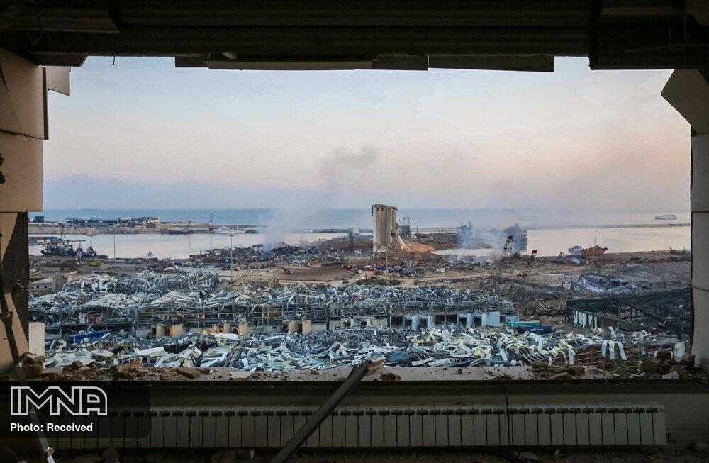 تشدید بحران اقتصادی لبنان با انفجار بیروت