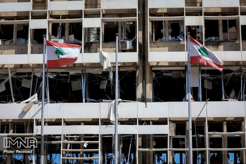 Iran established field hospital in blast-hit Beirut