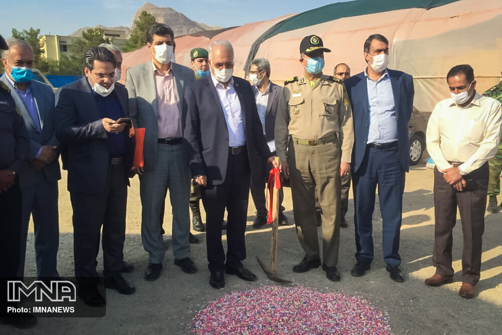 آغاز عملیات اجرایی ادامه احداث خیابان توحید