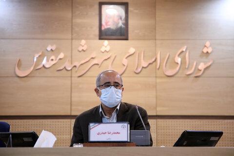 رعایت پروتکلهای بهداشتی در عزاداریهای مشهد رضایتبخش است