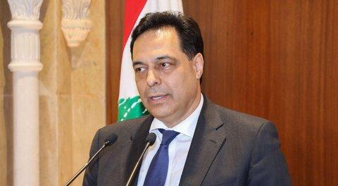 نخست وزیر لبنان استعفای دولت را با عون مطرح کرد