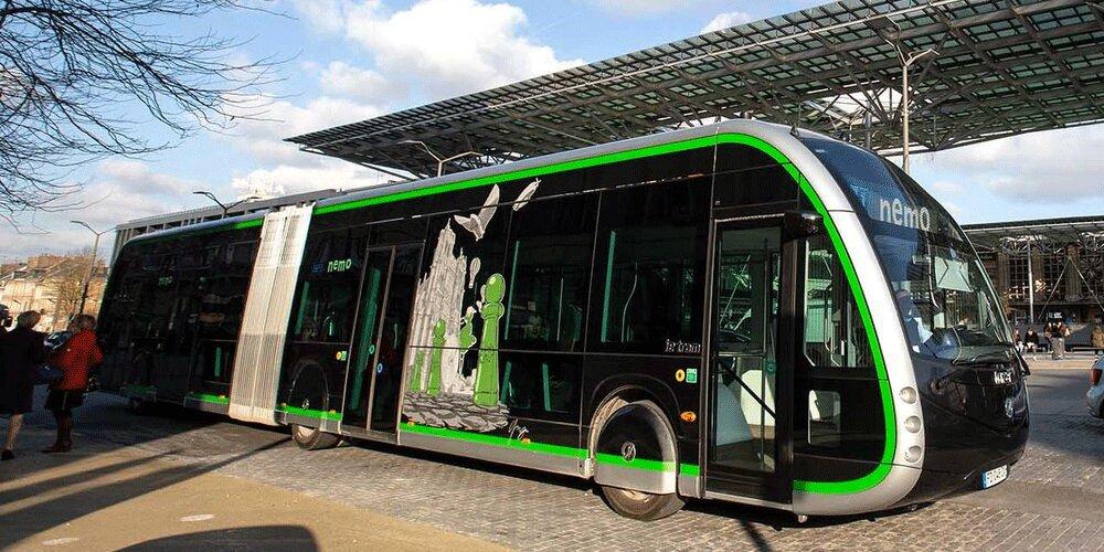 پیشرفت چشمگیر حمل و نقل عمومی در یونان