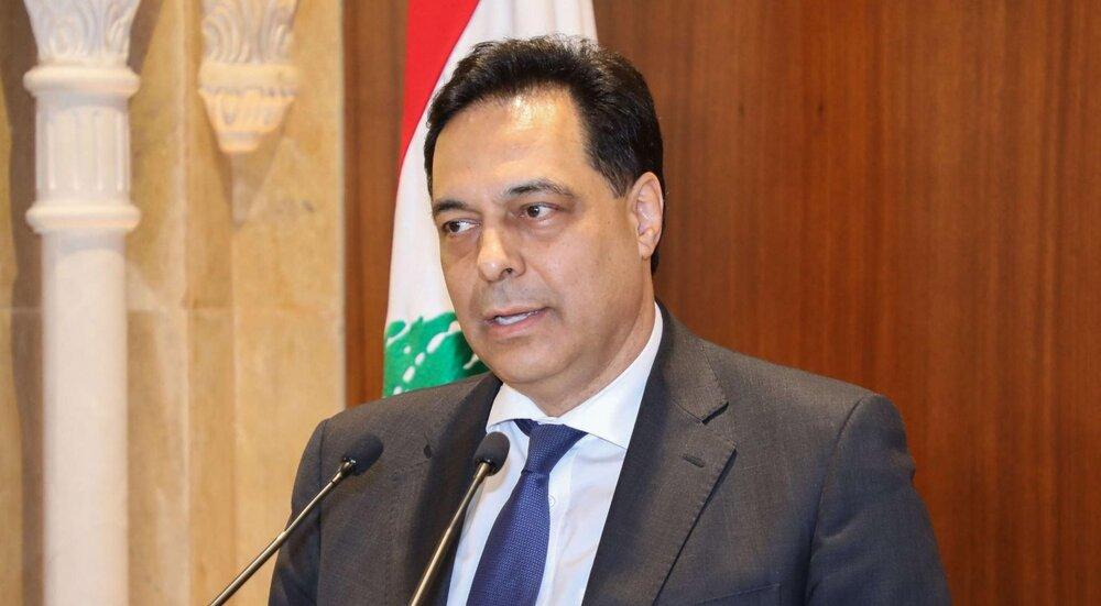 نخست وزیر لبنان استعفا کل کابینه را اعلام کرد