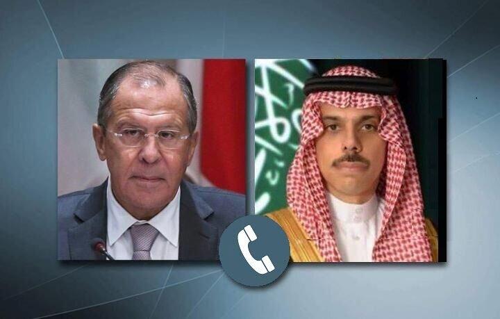 روسیه و عربستان درباره لبنان و فلسطین گفت وگو کردند