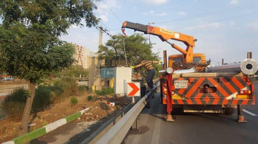 رینگ سلامت ترافیکی به زودی در تبریز ایجاد میشود