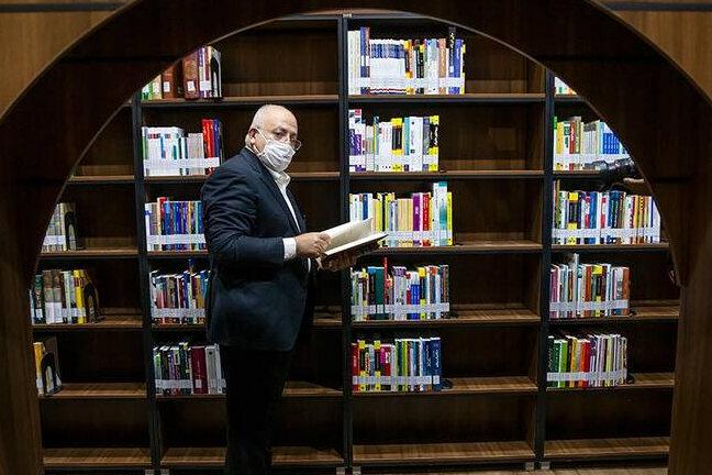 """ایجاد """"مترو کتاب"""" تهران در ۸ ایستگاه"""