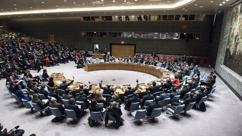 محرابی: آمریکا میخواهد شورای امنیت را منفعل نشان دهد
