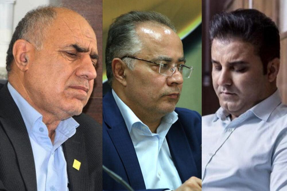 انتخاب پرحاشیه آقایان رئیس
