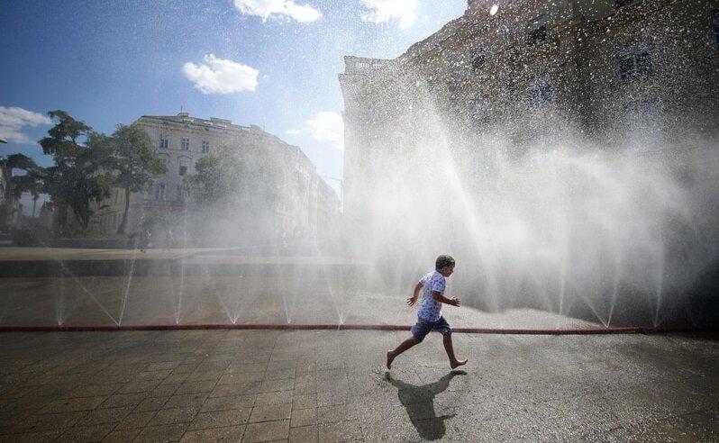 راهکارهای مبارزه با گرمای شهرها