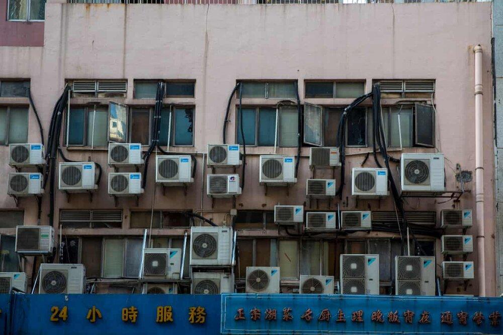 چالش خنکسازی در طراحی سازههای شهری