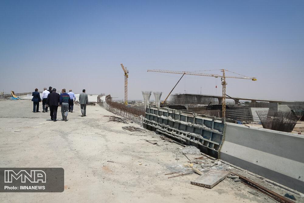 بهرهبرداری از دو پل شهری خرمآباد در آینده نزدیک