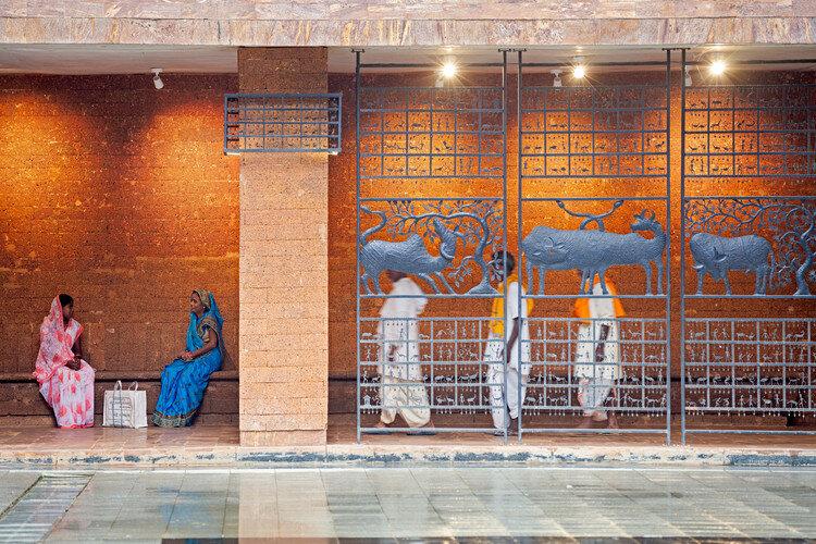 استفاده از تمهیدات سنتی برای خنکسازی سازههای مدرن در هند