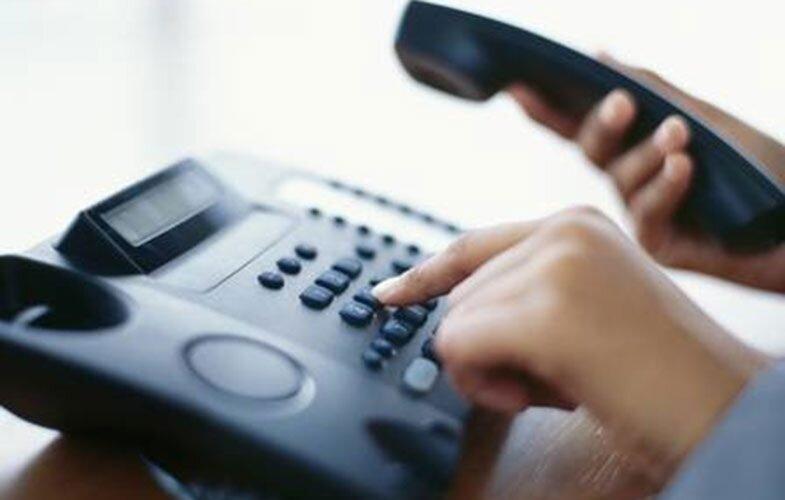 خط تلفن گزارش در مورد تقلب انتخابات آمریکا قطع شد