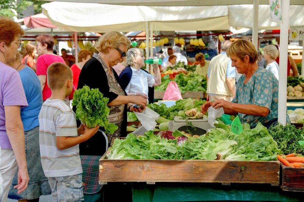 حمایت دولت اسلوونی از تولیدکنندگان غذاهای محلی