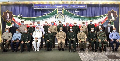 نشست اعضای ستاد گرامیداشت چهلمین سالگرد دفاع مقدس برگزار شد