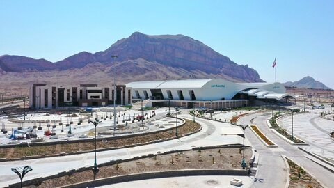 Isfahan's International Exhibition Center to place in service