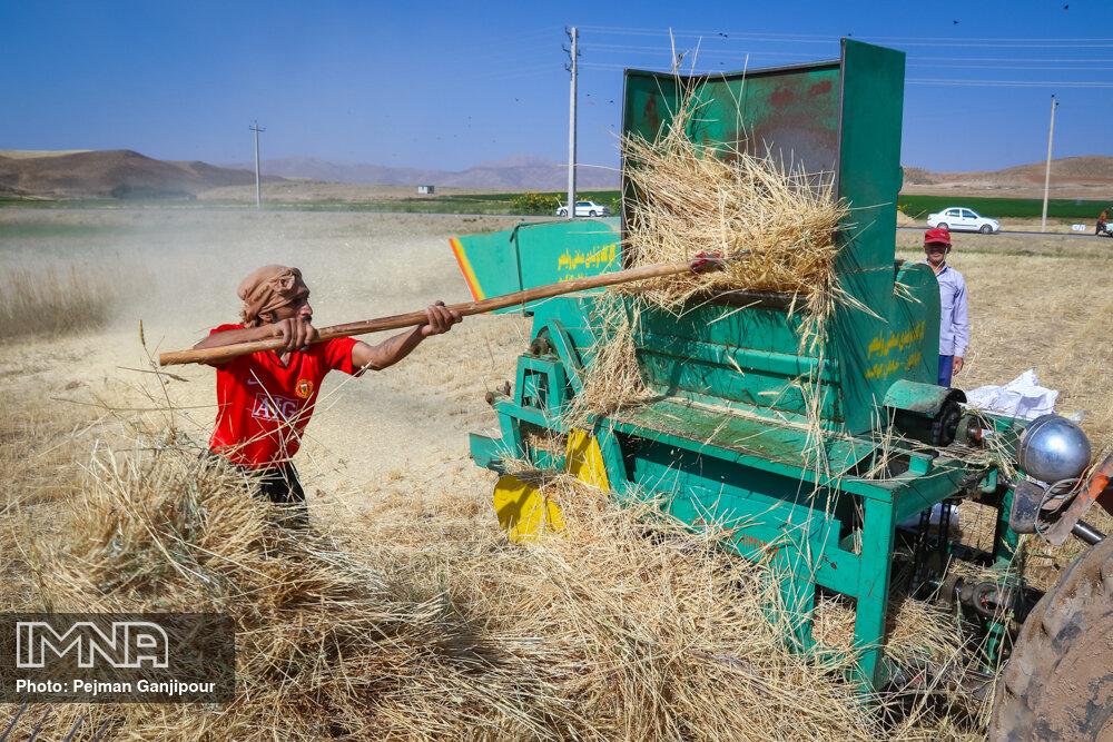 قیمت ماشینهای کشاورزی افزایش مییابد