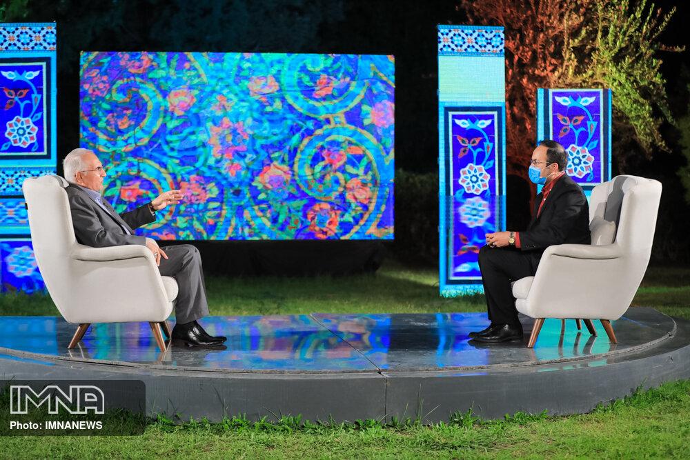 حضور شهردار اصفهان در برنامه هشت بهشت