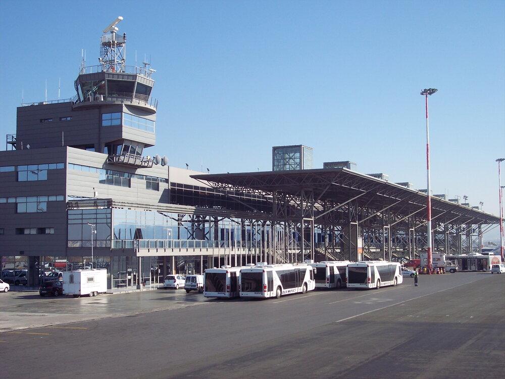وداع آلمانیها با فرودگاه برلین تگل