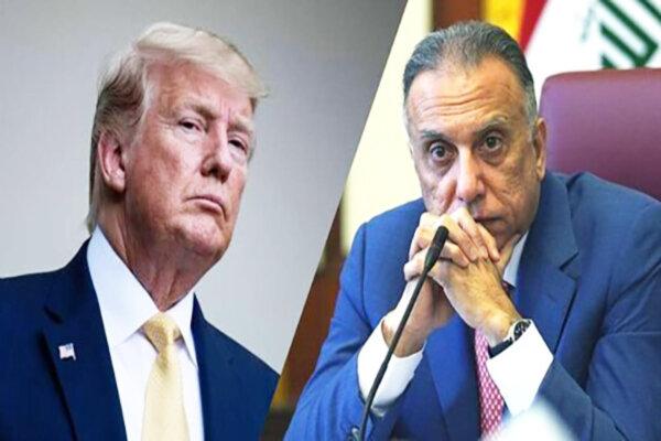 العربی الجدید: ترامپ دنبال دور کردن عراق از ایران است