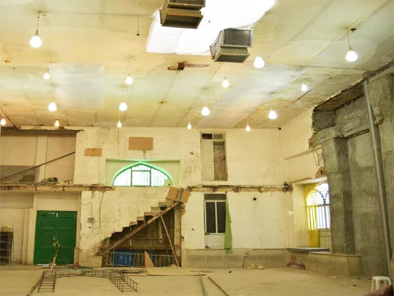 دادستان شاهرود عملیات مقاوم سازی مسجد امام حسن عسکری(ع) را متوقف کرد
