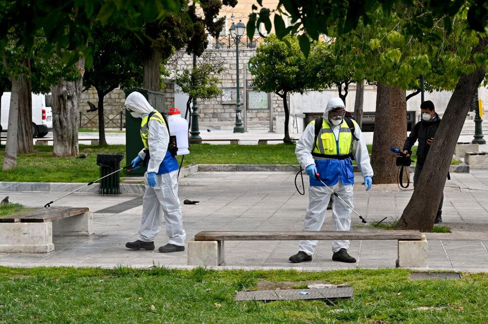 اعلام وضعیت هشدار کرونایی در فرانسه