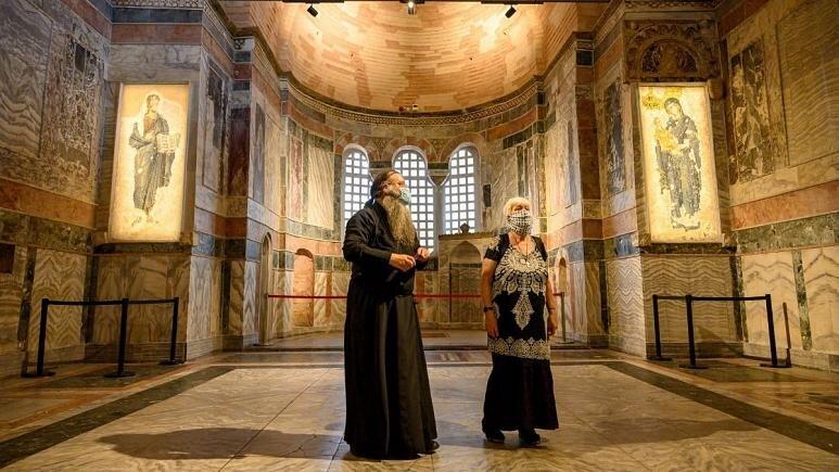 اردوغان پس از ایاصوفیه کاربری یک موزه دیگر را نیز به مسجد تغییر داد