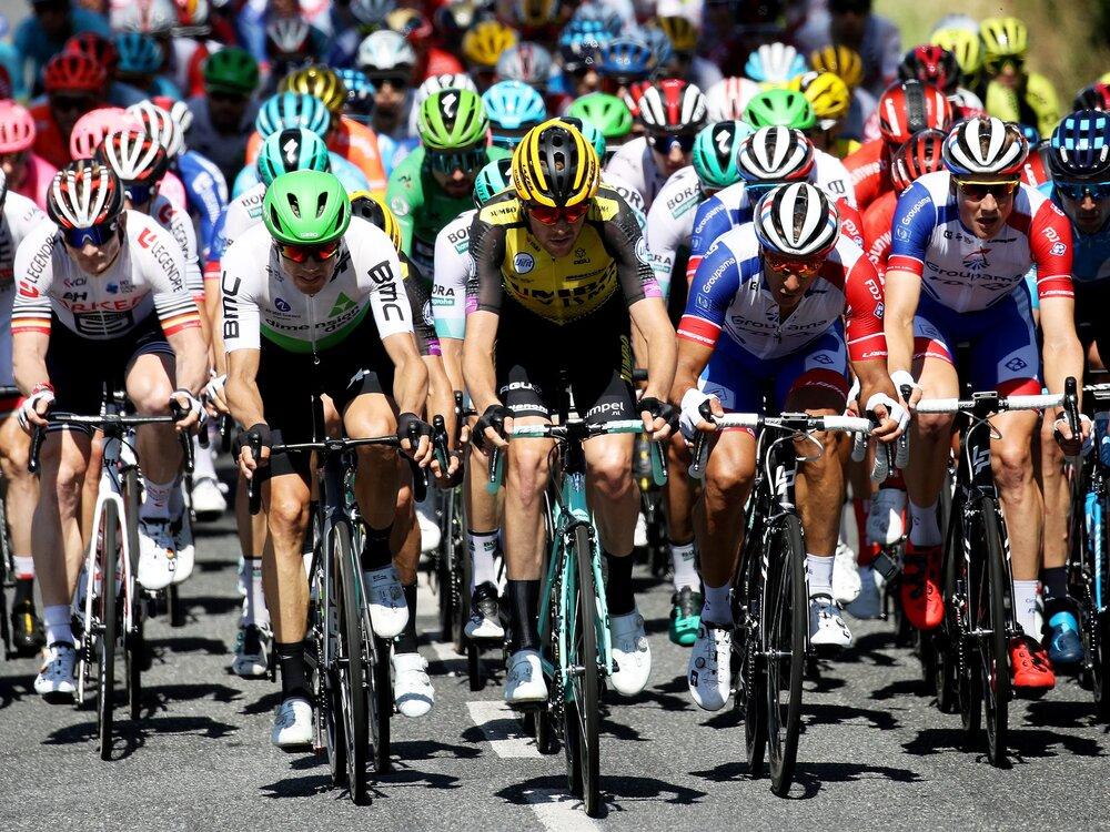 محمد گنج خانلو  قهرمان لیگ مسابقات دوچرخه سواری کشوری شد