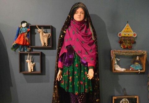عروسک عامل آشنایی کودکان با میراث فرهنگی