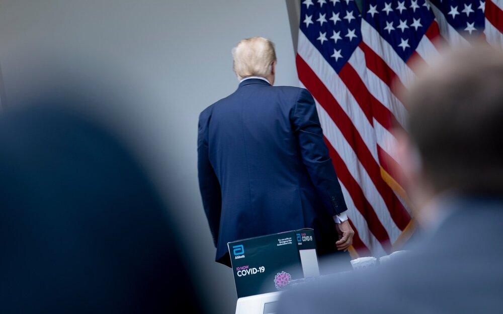 ترامپ به دنبال شکستی دیگر است؟