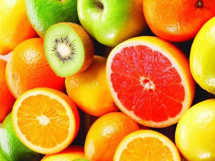 میوههای رنگی ضد سرطان است