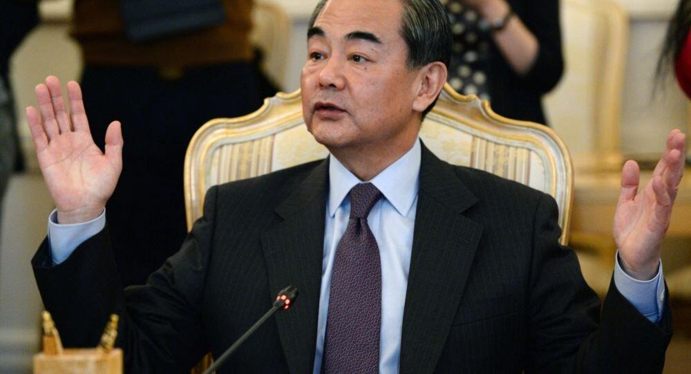 چین نمیخواهد در مسئله ایران در برابر آمریکا عقبنشینی کند