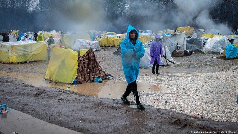 تخصیص بودجه اتحادیه اروپا برای پناهندگان یونان
