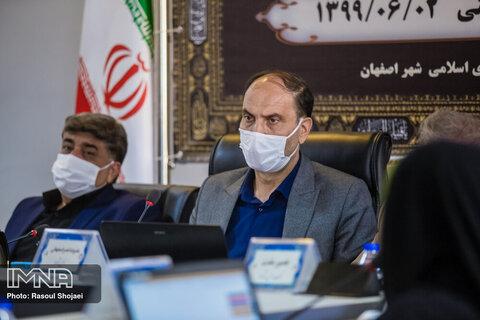 ۳۰ اقدام موثر برای مدیریت شیوع کرونا در اصفهان انجام شد
