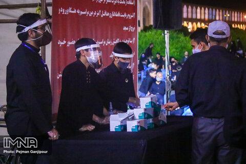 کمک ۵۰۰ میلیون تومانی شهرداری اصفهان به هیئتهای مذهبی