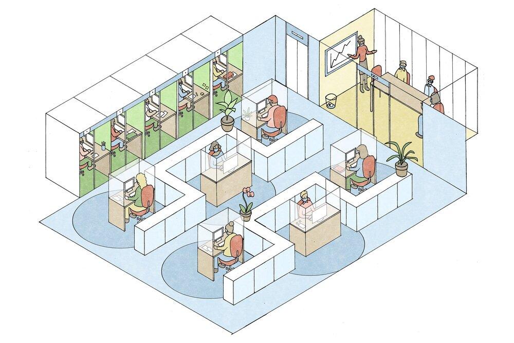 شیوع ویروس کرونا چگونه معماری را تحت تأثیر قرار خواهد داد؟