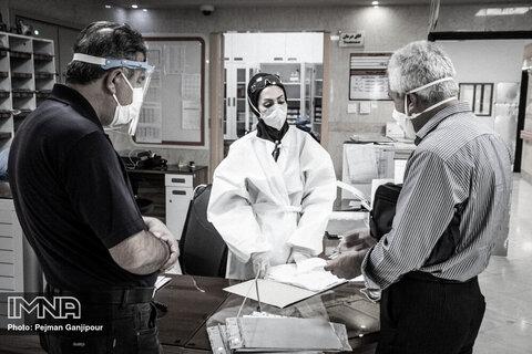 آمار کرونا کرمان ۱۸ فروردین؛ ۳ فوتی و ۶۳ مبتلای جدید