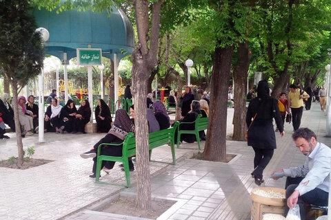میدانگاه امیرکبیر، پروژهای برای بهبود کیفیت محله شکوفه