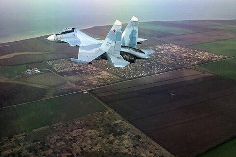 جنگنده روسیه هواپیماهای شناسائی ناتو را رهگیری کرد