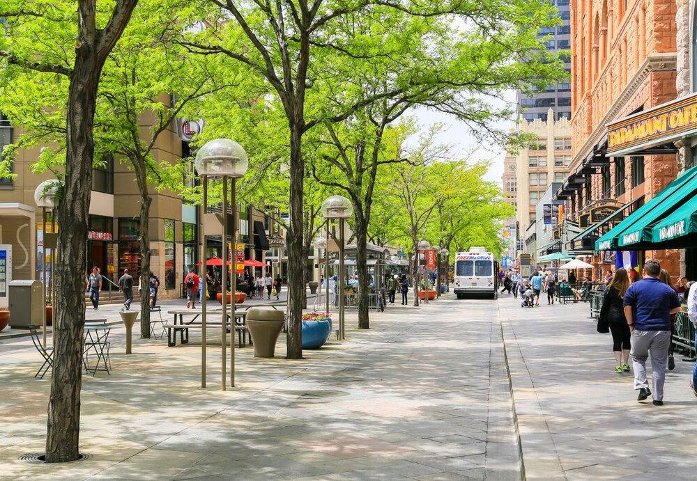 رونق اقتصادی محلی با احداث پیادهراهها
