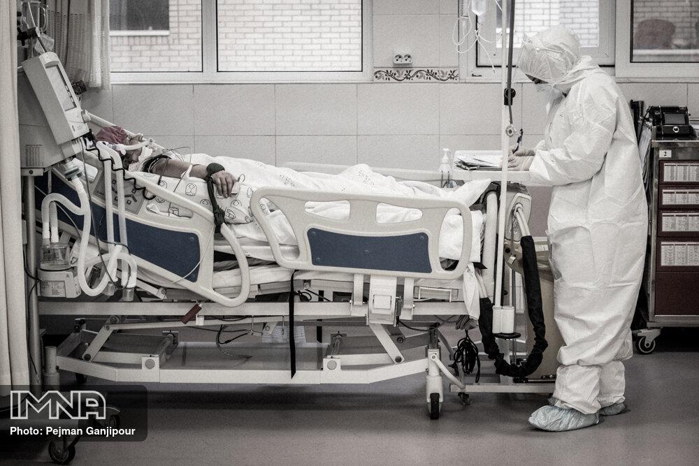 آخرین آمار ابتلاء و فوتیهای مبتلا به کرونا در ۱۵ مهر