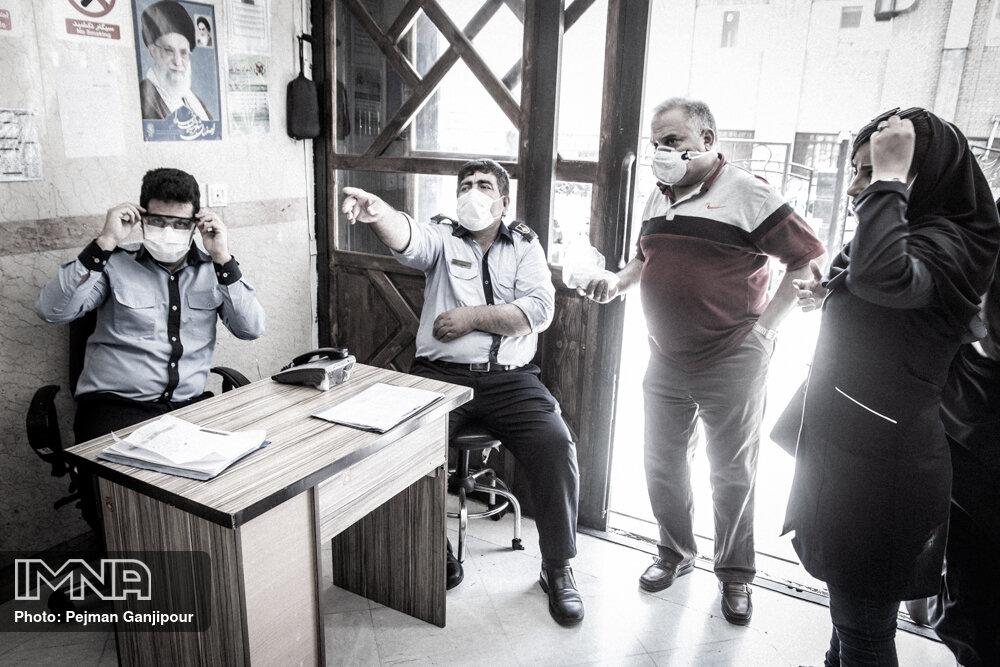 آخرین رنگبندی شهرستانهای بوشهر در مقابله با کرونا+جزئیات