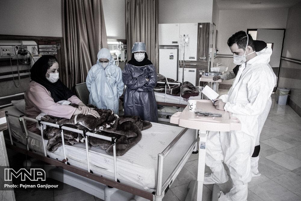 آمار کرونا اردبیل ۳ بهمن؛ ۲ فوتی و  ۲۵ ابتلای جدید