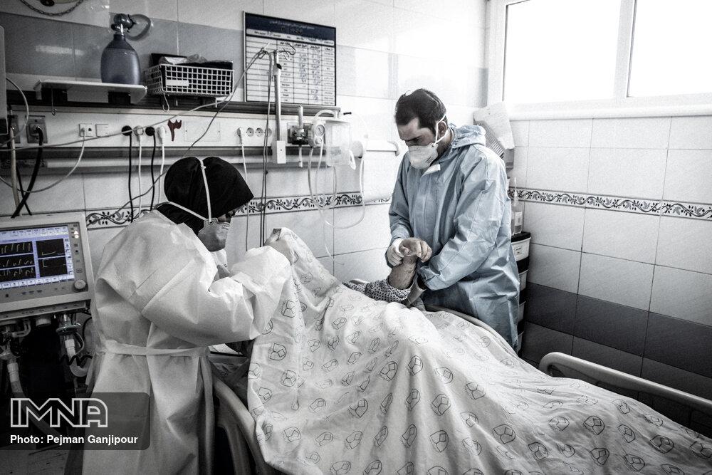 آمار کرونا اردبیل ۶ بهمن؛ ۴ فوتی و ۲۴ ابتلای جدید