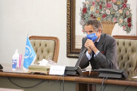 گروسی: نیازی به صدور قطعنامه علیه ایران نیست