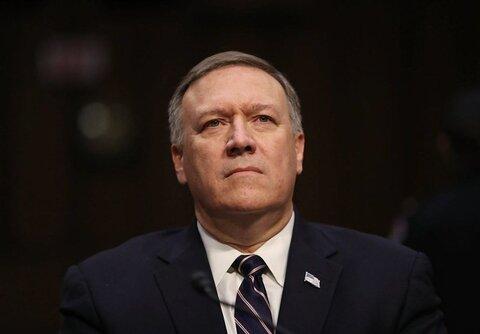 افسوس خوردن پامپئو بابت شکست آمریکا در مذاکرات با کره شمالی