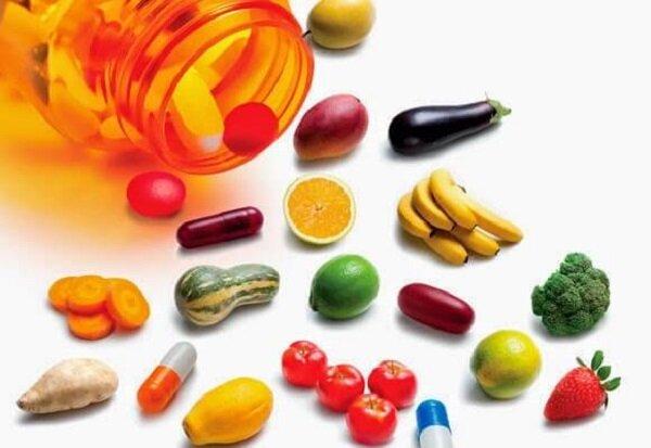 زمان مناسب برای خوردن ویتامینها/رژیمهای سخت و افزایش ابتلاء به کرونا