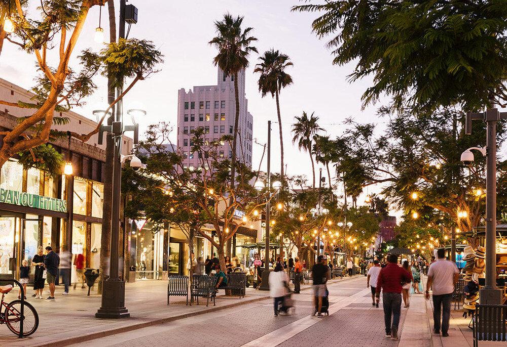 پیادهراههای شهری؛ ضامن رونق اقتصادی