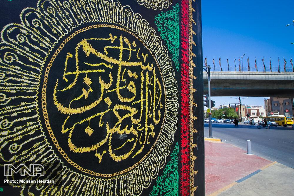 آماده باش کامل نیروهای اجرایی شهرداری برای تاسوعا و عاشورای حسینی
