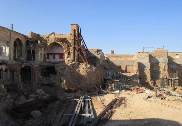 دانهبندی خانههای تخریب شده در نقشه معماری پارکینگ چارسو دیده شود